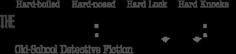 Thehardboileddetectivelogo